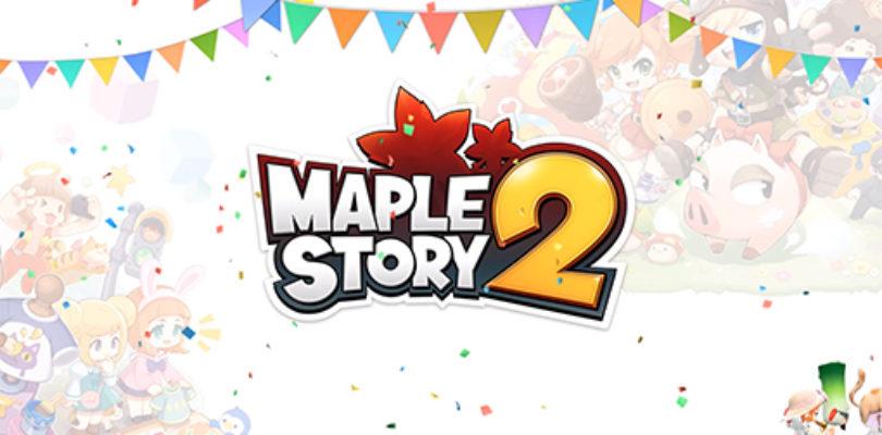 MapleStory 2 ya está disponible gratis desde Steam