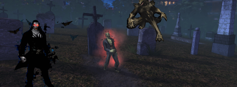 Champions Online recicla su evento de Halloween Bloodmoon