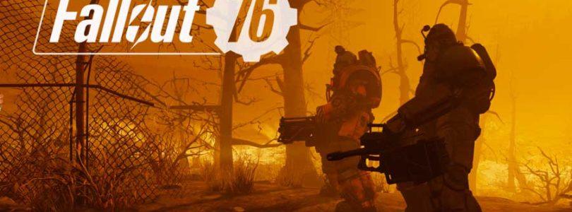 Fallout 76 nos cuenta más sobre el PvP y su particular modo battle royale