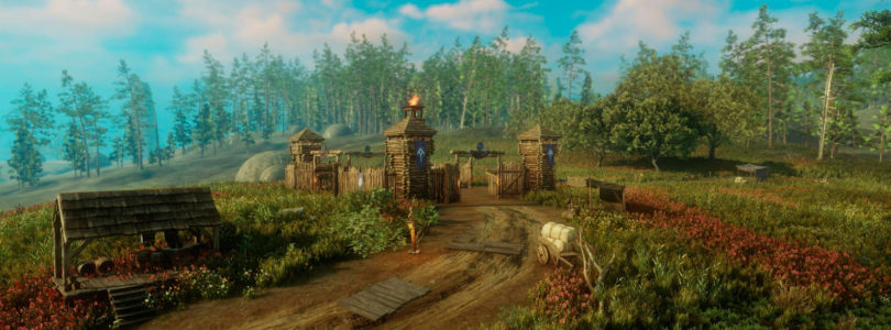 El primer gameplay oficial de New World nos invita a descubrir Windsward