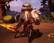 Torchlight Frontiers nos muestra sus poderosas «Relic Weapons»