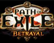 Anunciada la expansión Path of Exile: Betrayal