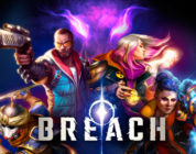Breach se lanzará en acceso anticipado de Steam este próximo mes de enero