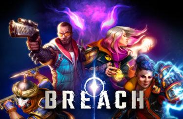 Breach añade un nuevo personaje