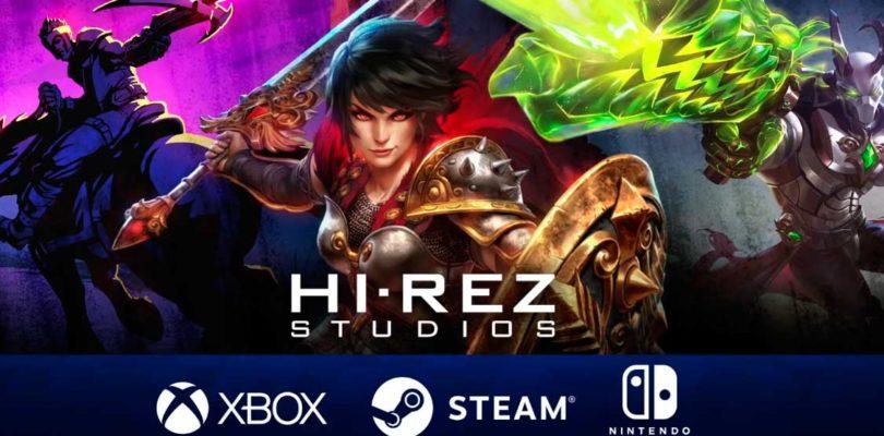 Hi-Rez añadirá próximamente Cross-Play  y Cross-Progression a Paladins, SMITE y Realm Royale