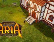 Legends of Aria nos muestra cómo funciona su sistema de housing en mundo abierto
