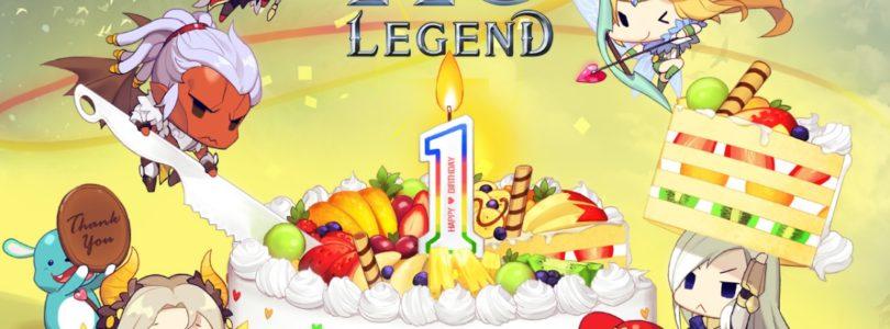 MU Legend cumple un año y anuncia fusión de servidores