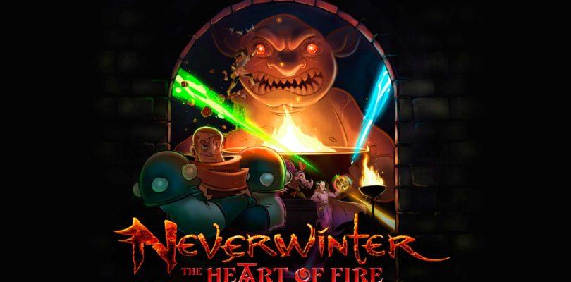 La actualización Neverwinter: The Heart of Fire ya está disponible para los jugadores de PC