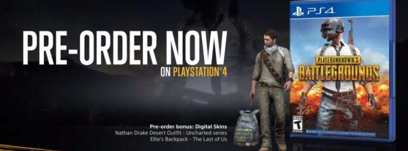 PlayerUnknown's Battlegrounds llegará a PlayStation 4 en diciembre