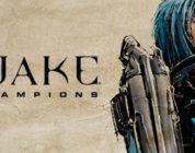 Quake Champions añade el Pase de Combate y el modo CLB con el último parche