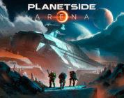 PlanetSide Arena nos habla de las armas y los vehículos