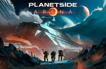 Daybreak nos enseña el mapa de PlanetSide Arena