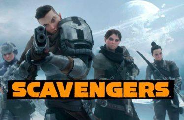 E3 2019: Primer tráiler gameplay de Scavengers