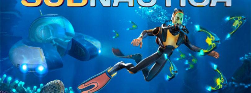 Subnautica gratis en la Epic Store, el primero de los juegos gratis cada 2 semanas