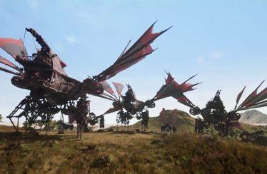 Un vistazo a cómo funcionan los oasis y las bases en el juego de supervivencia Last Oasis