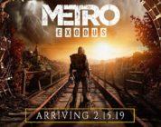 Metro Exodus llegará a la Store de Epic con exclusiva de un año y rebaja de precio solo para NA