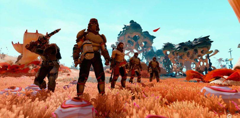 Population Zero sortea 5.000 betas y 5.000 claves del juego