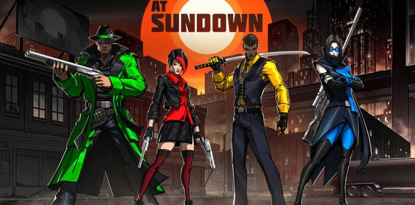 Resultado de imagen de portada At Sundown: Shots in the Dark nintendo switch