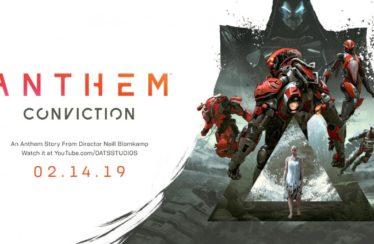 Ya disponible el corto «live action» de Anthem