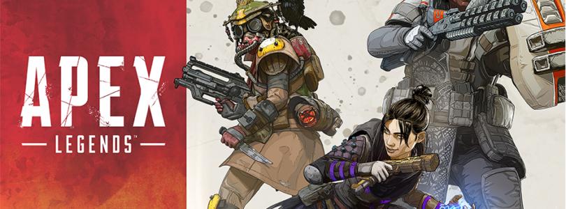 Apex Legends el nuevo battle royale gratuito de Titanfall ¡ya está disponible!