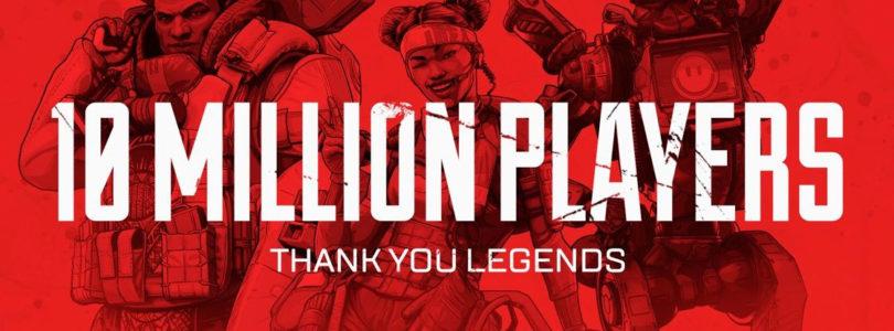 Apex Legends llegó a los 10 millones de jugadores en las primeras 72 horas