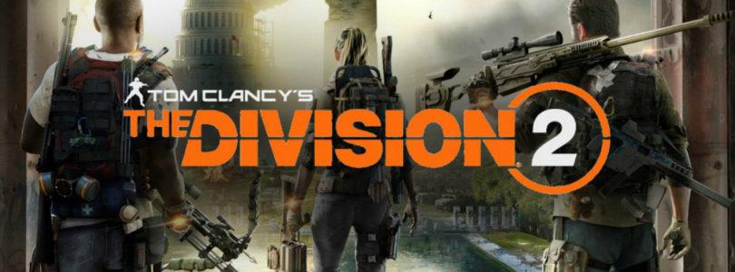 The Division 2 pone fecha a su primer episodio gratuito