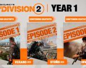 The Division 2 nos trae los planes para el primer año de contenido