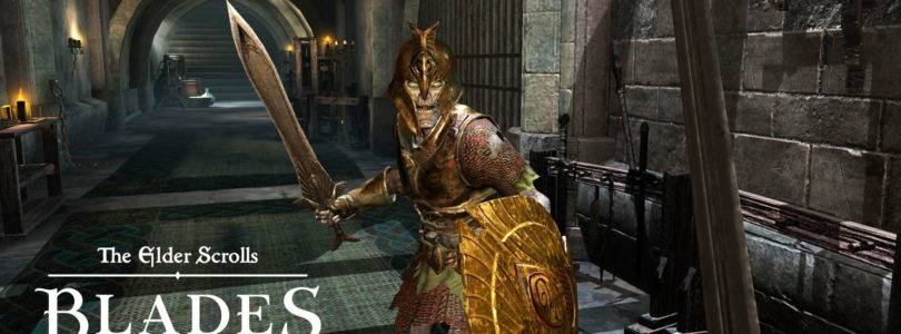 Ya disponible gratis The Elder Scrolls: Blades en el App Store y Google Play