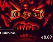 Diablo disponible en GOG por primera vez a 10$