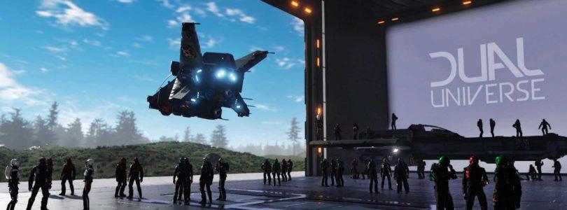 Las batallas espaciales de Dual Universe en su último tráiler gameplay