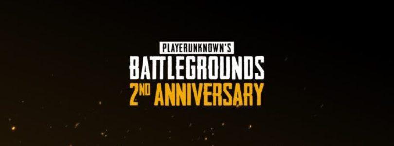 PlayerUknown's Battlegrounds cumple dos años