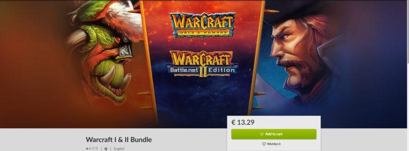 Warcraft: Orcs & Humans y Warcraft II Battle.net Edition llegan a GOG