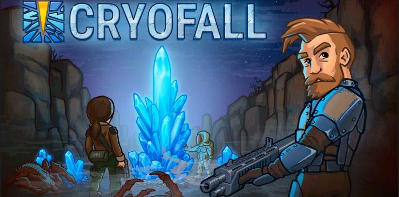 El juego de supervivencia sandbox CryoFall sale de acceso anticipado