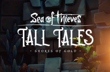 Shores of Gold llega el 30 de abril a Sea of Thieves