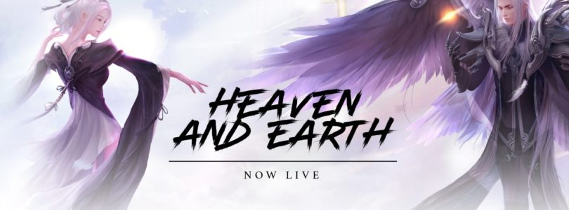 Revelation Online lanza la expansión Heaven and Earth