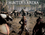 Hunter's Arena: legends se presenta como un MMO que quiere mezclar Acción RPG y Battle Royale