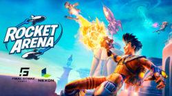 Un vistazo a la amplia variedad de mapas que tendrá el shooter Rocket Arena en su lanzamiento