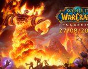 El lanzamiento de WoW Classic con los servidores a reventar y millones de espectadores en Twitch