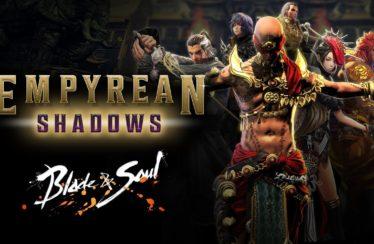 Blade & Soul: Empyrean Shadows llegará el próximo 19 de enero