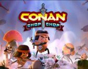 Vídeo navideño de Conan Chop Chop que se lanzará en febrero de 2020