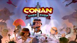 El equipo de Conan Chop Chop reconoce no haber podido mantener su promesa de no volver a retrasar el lanzamiento
