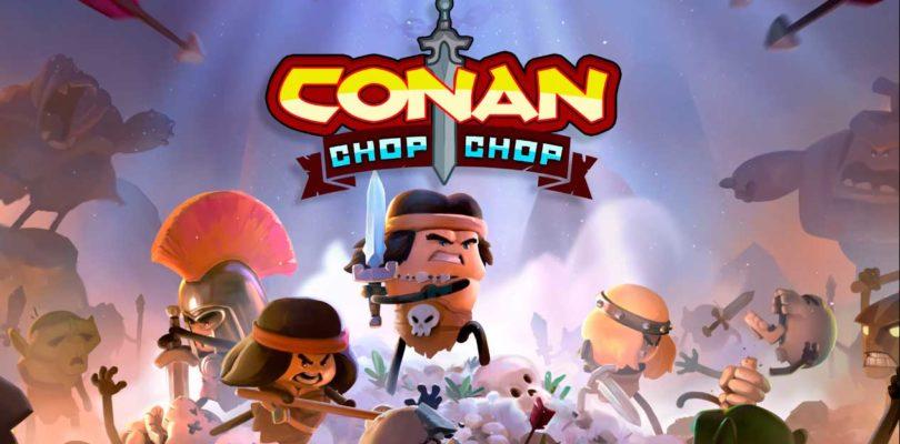 """Conan Chop Chop se lanzará, """"esta vez si, de verdad"""", a principios de 2021"""