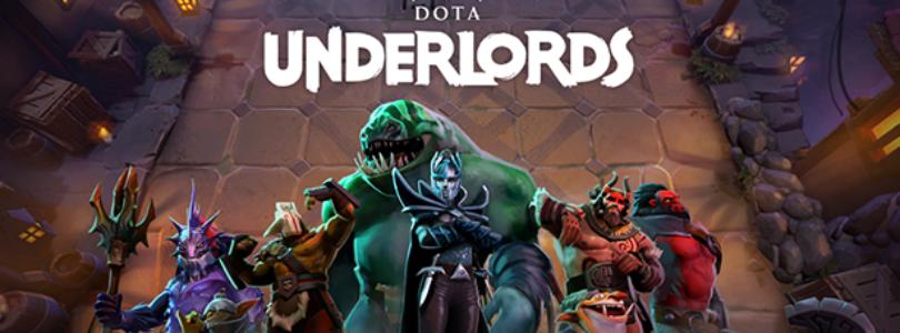 Ya está disponible en Steam el acceso anticipado de DOTA: Underlords
