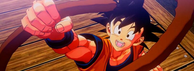 Un vistazo a la progresión de personajes en Dragon Ball Z: Kakarot
