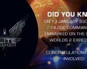 Los jugadores de Elite: Dangerous concluyen su viaje de 6 meses al filo de la galaxia