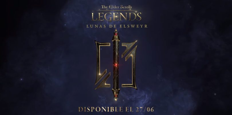 Ya está disponible Lunas de Elsweyr en The Elder Scrolls: Legends