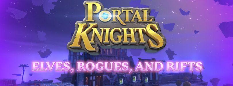 Portal Knights anuncia una nueva clase y raza en su actualización más grande