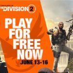 E3 2019: The Division 2 gratis del 13 al 16 de junio