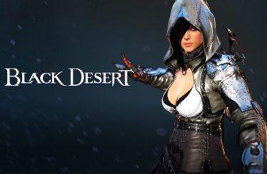Black Desert Online llegará a PS4 el próximo 22 de agosto