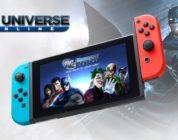 Daybreak Games anuncia que enseñará la demo de DC Universe Online para Nintendo Switch en la Comic Con